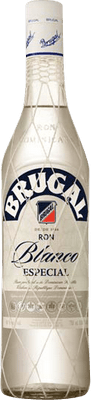 Medium brugal blanco rum