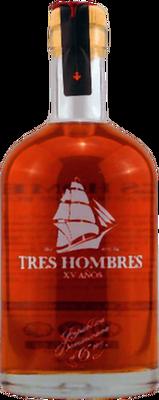 Tres hombres dominican republic 2013 rum orginal 400px