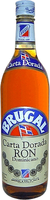 Brugal carta dorada rum