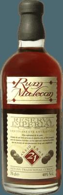 Medium malecon 21 year rum orginal 400px