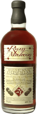 Medium malecon 21 year rum orginal 400px