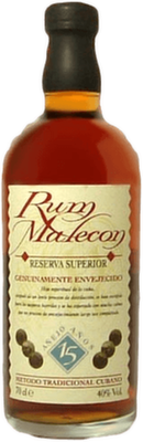 Malecon 15 year rum orginal 400px