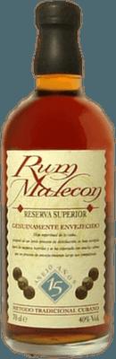 Medium malecon 15 year rum orginal 400px