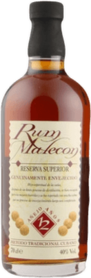 Malecon 12 year rum orginal 400px