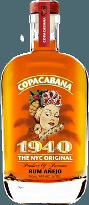 Medium copacabana anejo rum