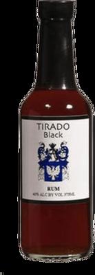 Tirado black rum orginal 400px