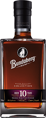 Medium bundaberg 10 year rum