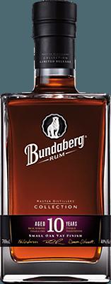Medium bundaberg 10 year rum