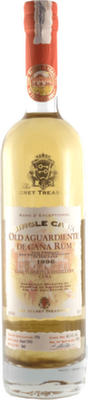 The secret treasures old aguardiente de cana de cuba rum orginal 400px