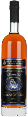 The secret treasures old venezuelan 1992 rum orginal 400px