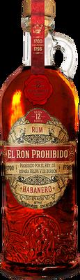 El ron prohibido 12 year rum orginal 400px