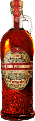 Medium el ron prohibido 12 year rum orginal 400px