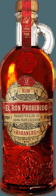 Medium el ron prohibido 12 year rum orginal 400px