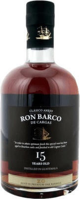 Medium ron barco de cargas 15 year rum orginal 400px