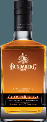 Medium bundaberg golden reserve rum