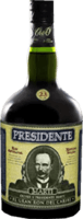 Small presidente 23 year rum
