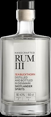 Skotlander spirits iii rum