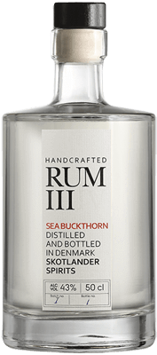 Medium skotlander spirits iii rum