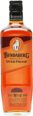 Bundaberg overproof rum orginal 400px