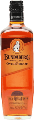 Medium bundaberg overproof rum orginal 400px