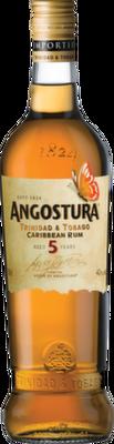 Angostura 5 year rum orginal 400px