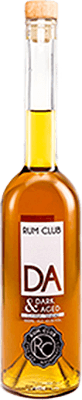 Medium rum club dark aged rum