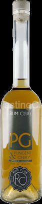Rum club pungent geeky rum