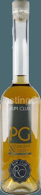 Medium rum club pungent geeky rum