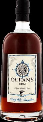 Oceans deep   singular 7 year rum 400px b