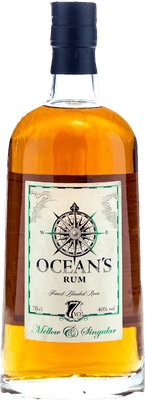 Oceans mellow   singular 7 year rum 400px b