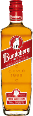 Medium bundaberg red rum