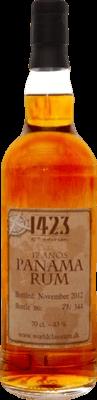 1423 panama 12 year rum orginal 400px b