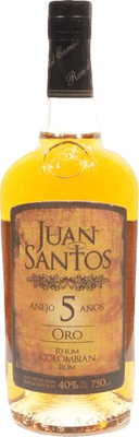 Medium juan santos 5 year rum 400px b