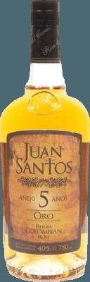 Medium juan santos 5 year rum 400px b