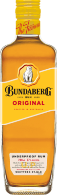 Medium bundaberg original up