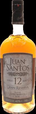 Juan santos 12 year rum 400px b