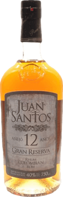Medium juan santos 12 year rum 400px b