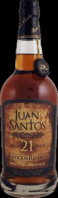 Juan santos 21 year rum 400px b