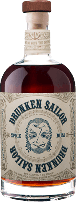 Medium drunken sailor spiced rum