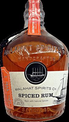 Malahat spiced rum 400px b