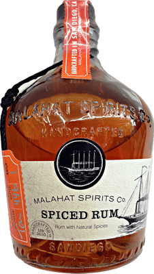 Medium malahat spiced rum 400px b