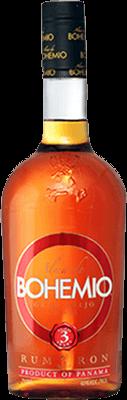 Bohemio 3 year rum