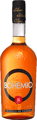 Medium bohemio 8 year rum