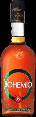 Bohemio 15 year rum