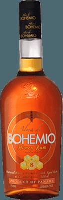 Medium bohemio honey rum