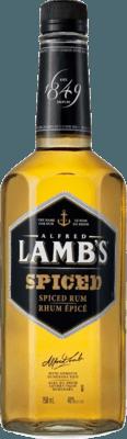 Medium lamb s spiced