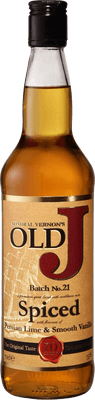 Old j spiced rum 400px b