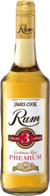 James cook 3 year rum 400px b