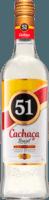 Small 51 light rum