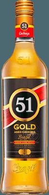 Medium 51 gold rum
